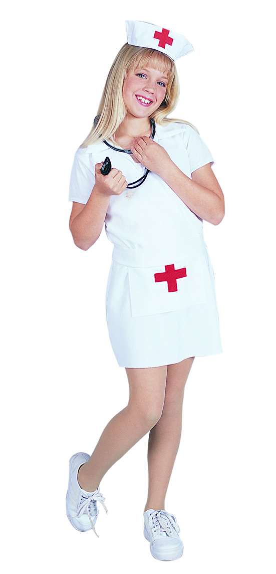 NURSE CHILD COSTUME