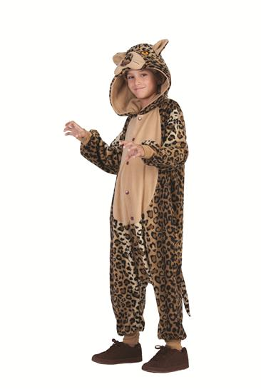 LUX THE LEOPARD FUNSIES CHILD COSTUME
