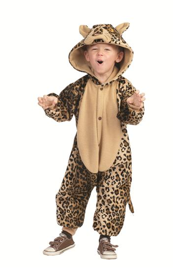 LUX THE LEOPARD FUNSIES TODDLER COSTUME