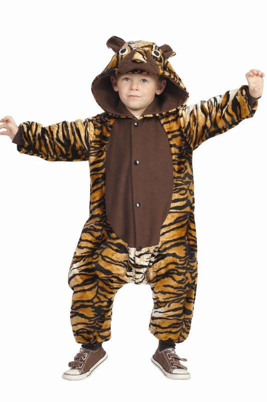 TAYLOR THE TIGER FUNSIES TODDLER COSTUME