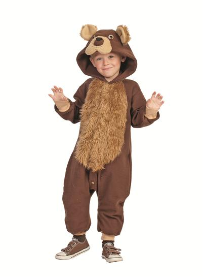 BAILEY THE BEAR FUNSIES TODDLER COSTUME