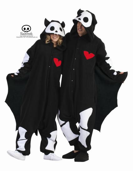 DIEGO THE BAT SKELANIMAL FUNSIES ADULT COSTUME