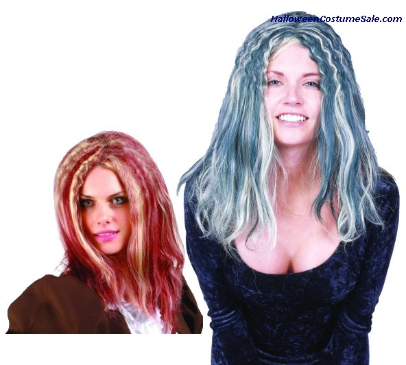 TWO-TONE GOTHIC WIG
