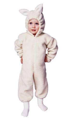 BA-BA LAMB CHILD COSTUME
