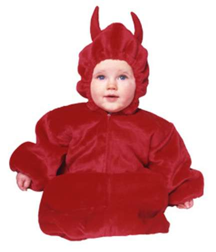 LILS DEVIL CHILD COSTUME