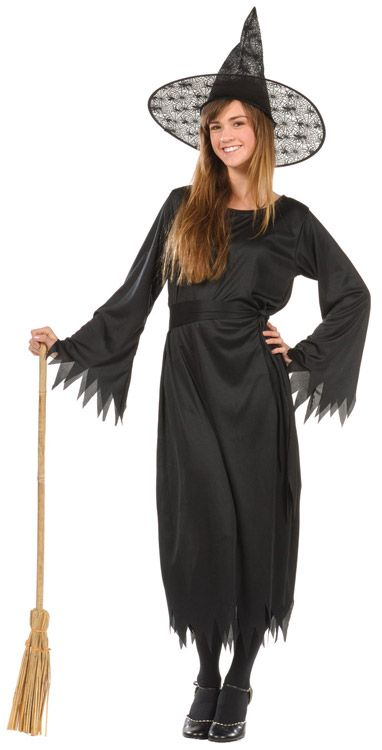 WITCH TEEN COSTUME
