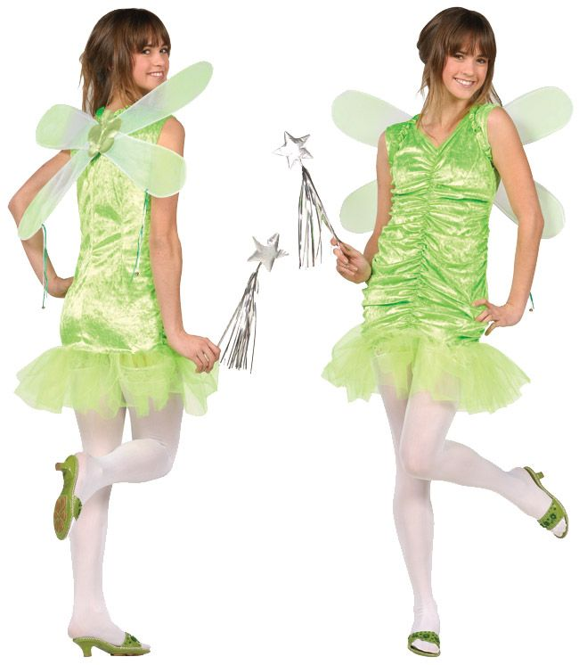 FAIRY TEEN COSTUME
