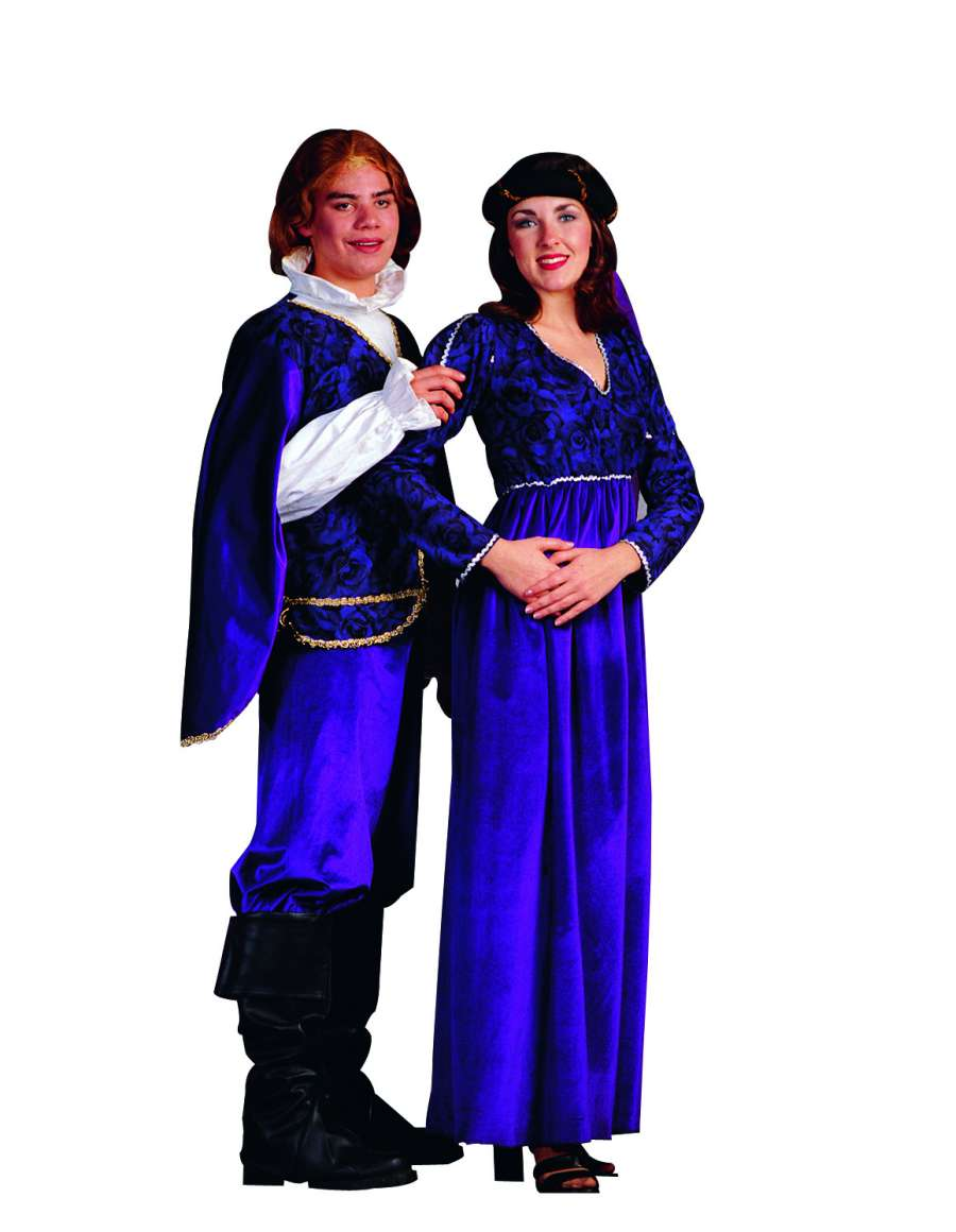 RENAISSANCE KING ADULT COSTUME