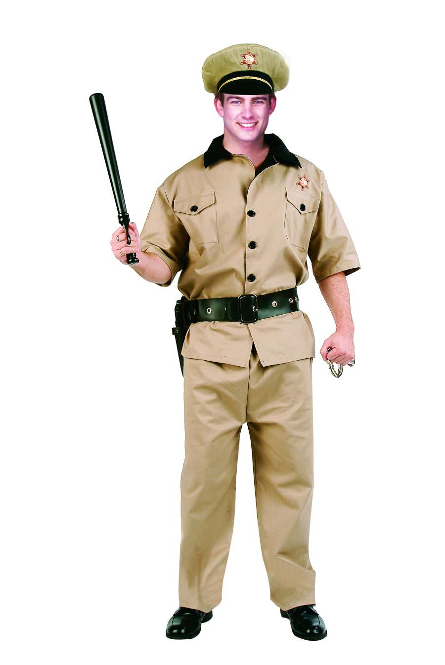 SECURITY GUARD ADULT COSTUME
