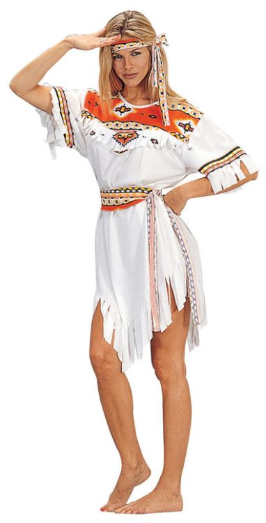 INDIAN BRIDE ADULT COSTUME