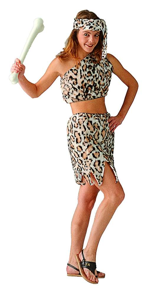 SEXY CAVEWOMAN ADULT COSTUME