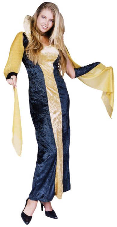 GOTHIC BEAUTY ADULT COSTUME