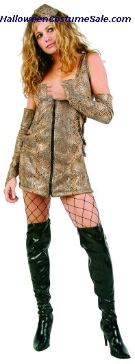 SERPENT ADULT COSTUME