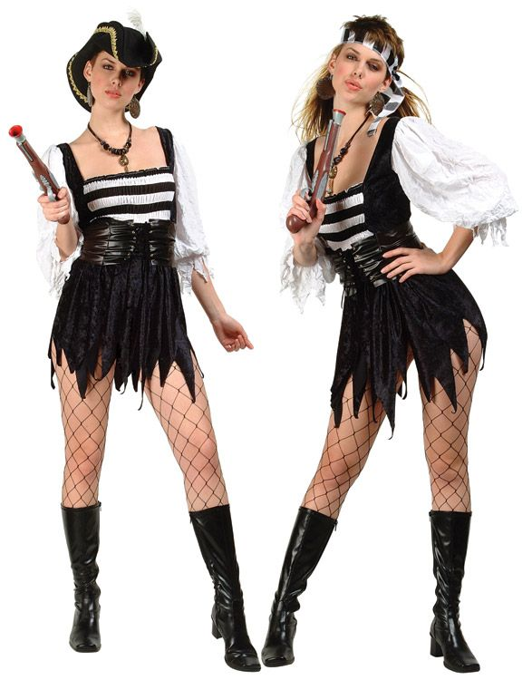 SEXY PIRATE ADULT COSTUME