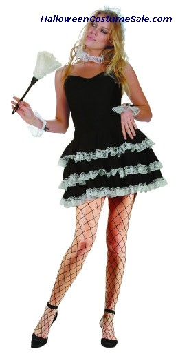 FRENCHIE ADULT PLUS SIZE COSTUME