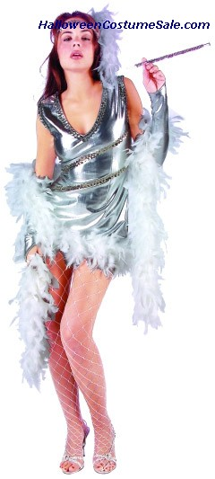 DAZZLING 20S ADULT PLUS SIZE COSTUME