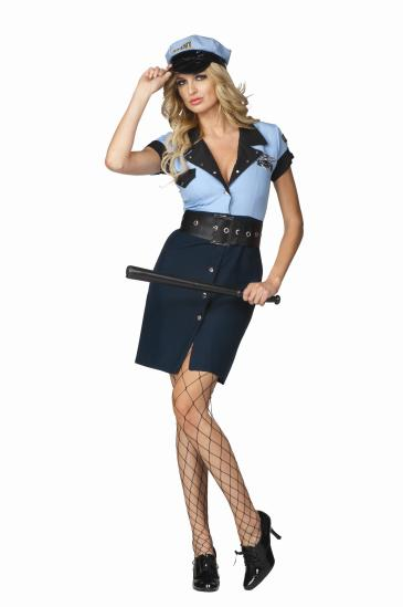 DEPUTY DOTTIE ADULT COSTUME