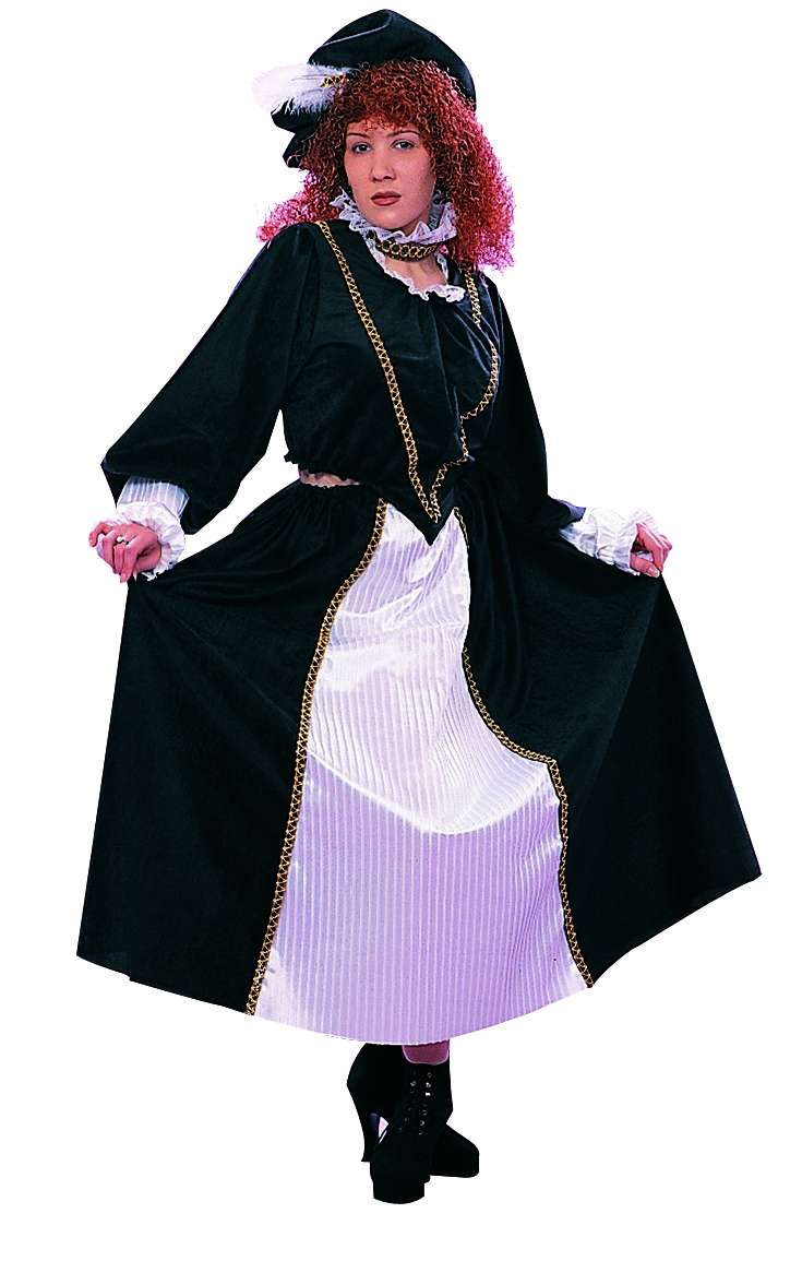 QUEEN MARY OF SCOTT ADULT COSTUME