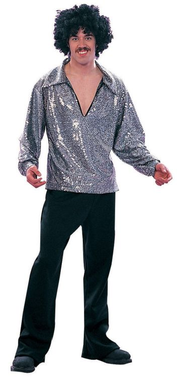 70S DANCE FEVER ADULT SHIRT