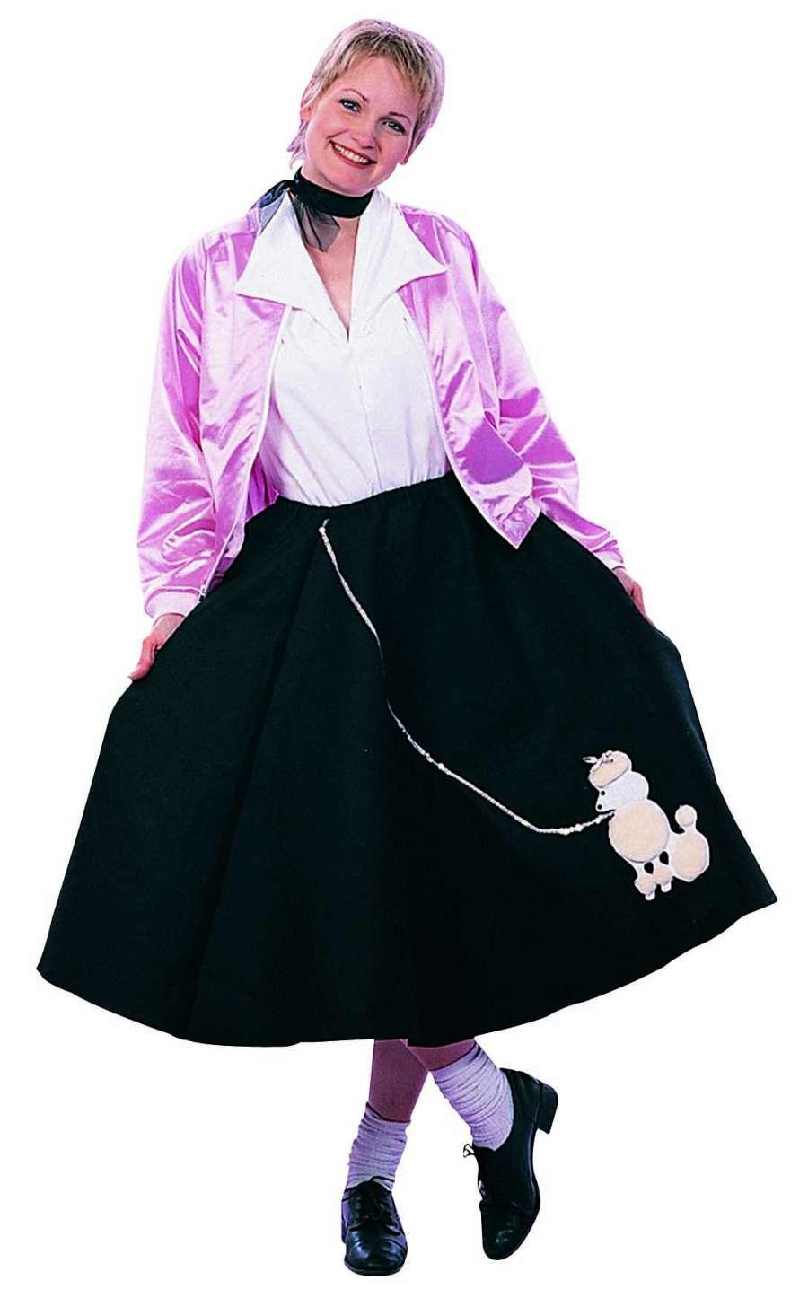 50s Pink Lady Costume Plus Size Za13849