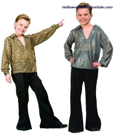 DISCO CHILD COSTUME