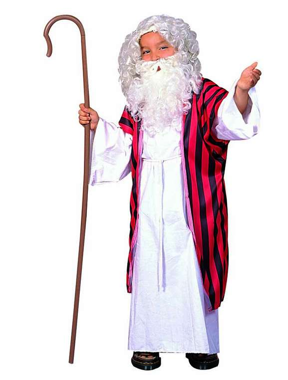 MOSES CHILD COSTUME