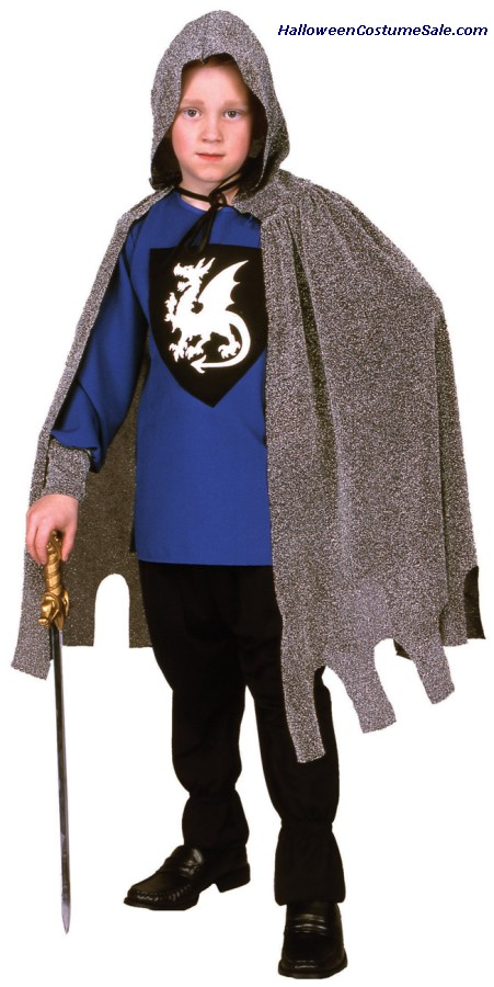 MEDIEVAL KNIGHT CHILD COSTUME