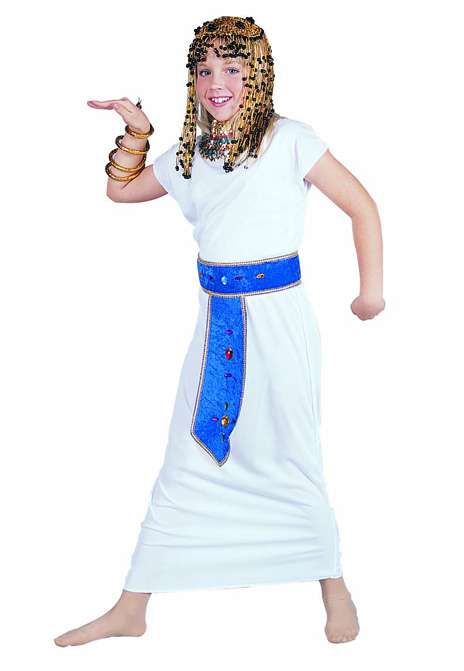 EGYPTIAN PRINCESS CHILD COSTUME