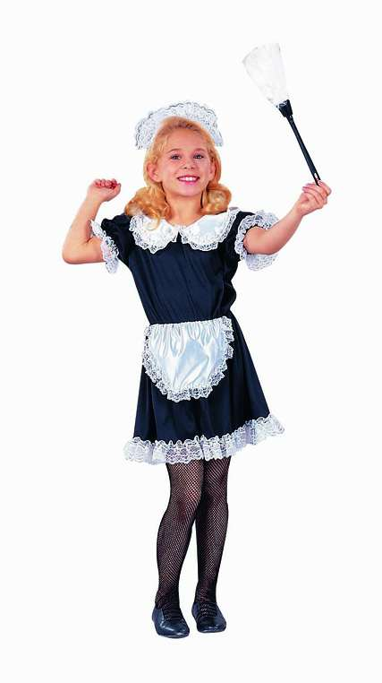 SWEET MAID CHILD COSTUME