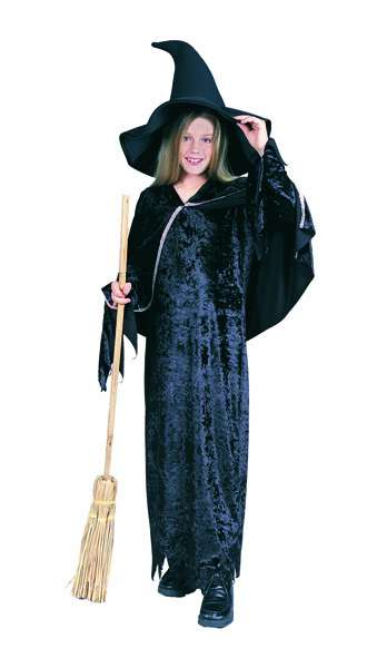 MIDNIGHT WITCH CHILD COSTUME