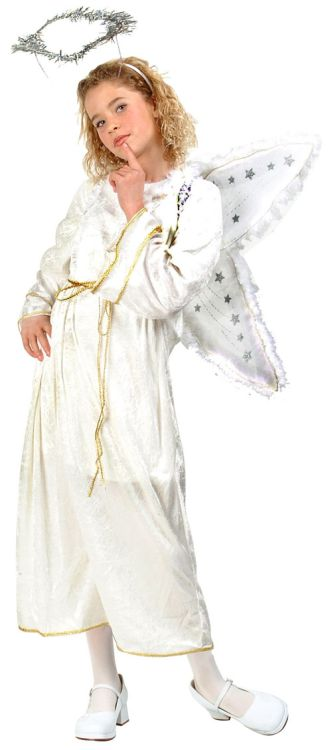 GLAMOUR ANGEL CHILD COSTUME