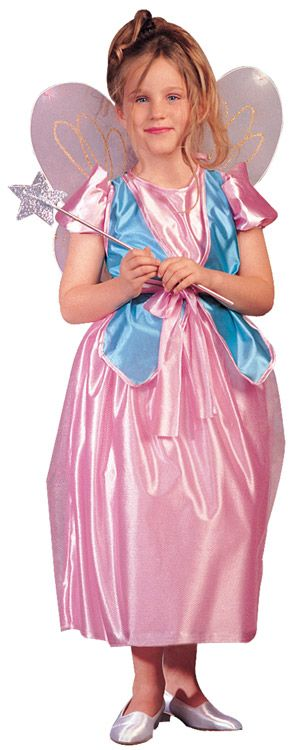 BUTTERFLY PRINCESS CHILD COSTUME