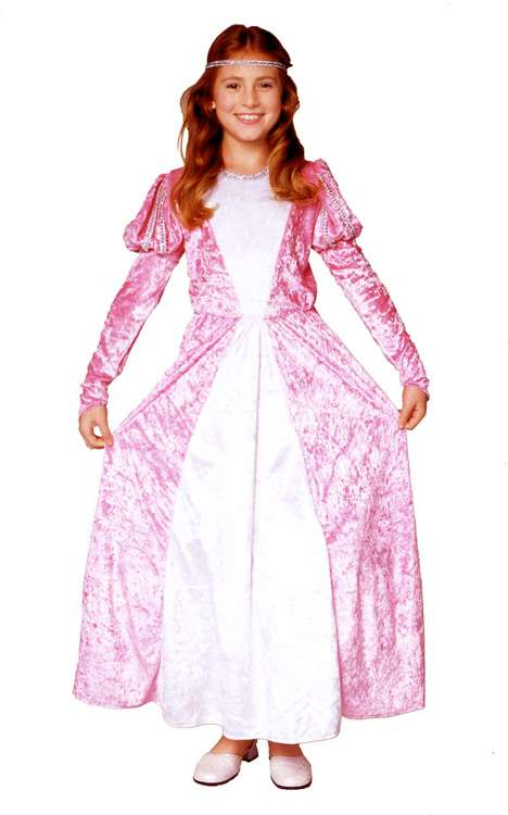 PINK FAIRY CHILD COSTUME