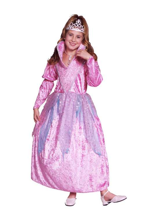 FAIRY PRINCESS CHILD COSTUME