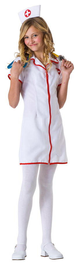 CUTE-T-NURSE CHILD COSTUME
