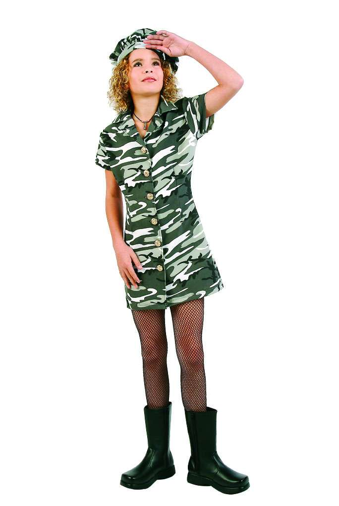 SPECIAL MISSION CHILD COSTUME