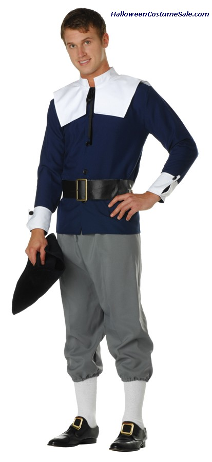 PILGRIM MAN ADULT COSTUME