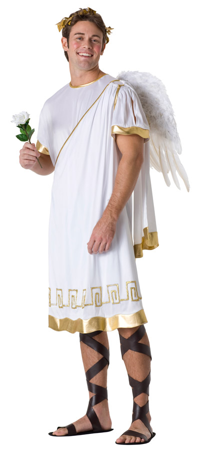 Cupid Costume Ideas, DIY Cupid Costume, ZA19604