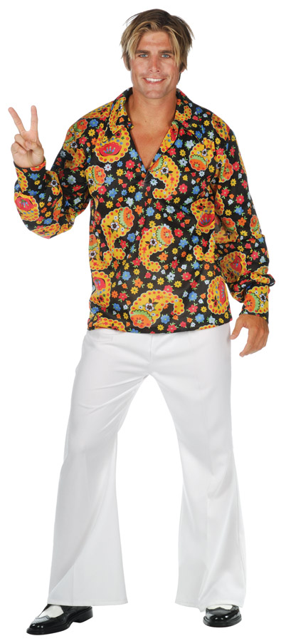 Disco Jockey Adult Costume