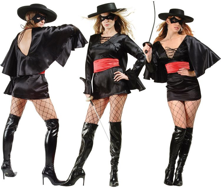 Sexy Bandit Adult Costume