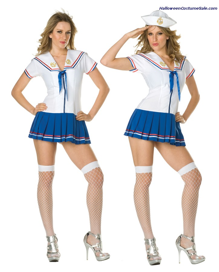 FLEET DREAMS ADULT COSTUME