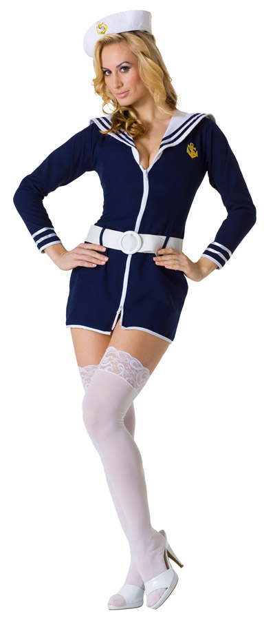 Sailor Babe Adult Costume