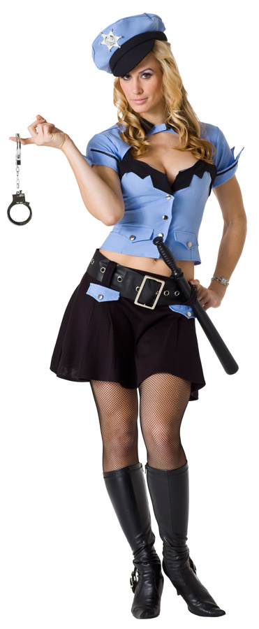 Serve & Protect Costume - Plus Size