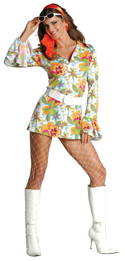 70s Sweetie Costume - Plus Size