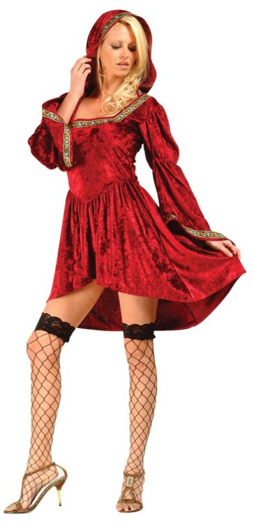 Celtic Mysteress Costume - Plus Size
