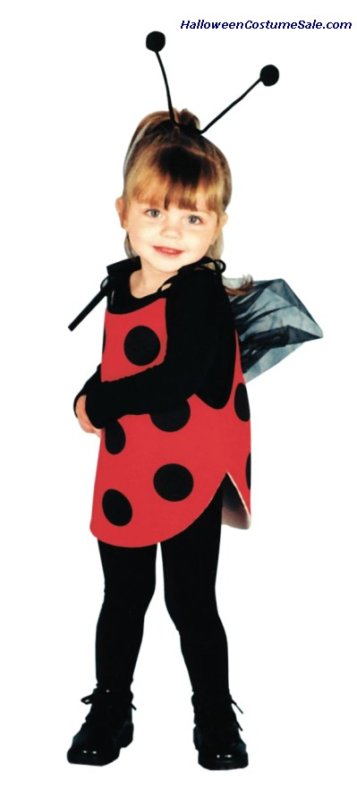 LADY BUG MY 1ST COSTUME - CHILD