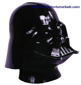 DARTH VADER TWO-PIECE MASK