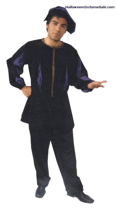 NOBLE MAN ADULT COSTUME