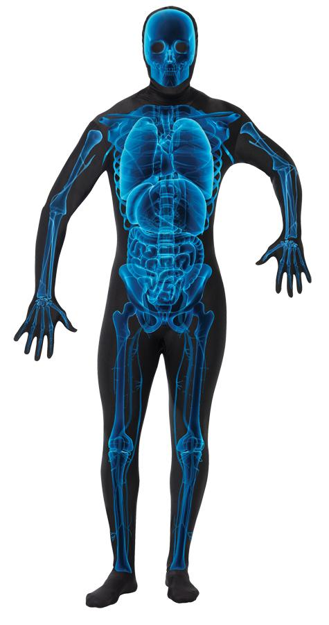 X RAY SKIN SUIT ADULT COSTUME