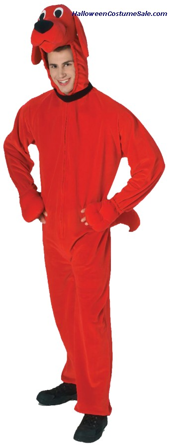 CLIFFORD ADULT COSTUME